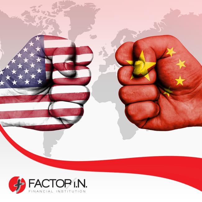 Сблъскът на две световни сили